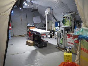 出術室内部